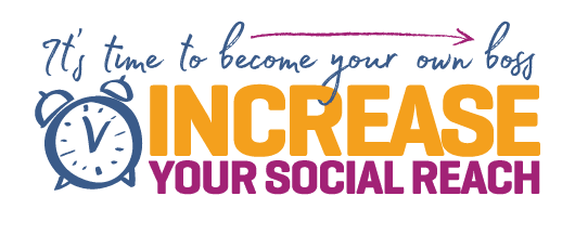Increase Your Social Reach - Sofia Pacifico Reis - 9 to 5 Exit Strategist and Program Launch Coach