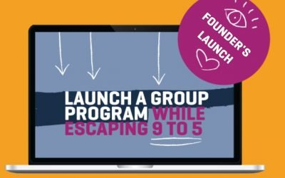 Launch A Group Program While Escaping Your Nine To Five – Podcast with Marc Mawhinney